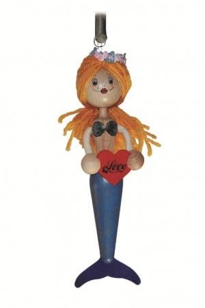 Mermaid Blue Tail Bouncie